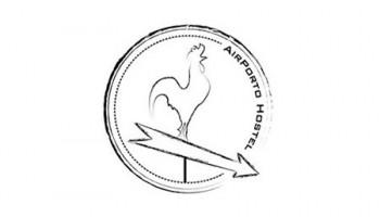 logótipo AirPorto Hostel