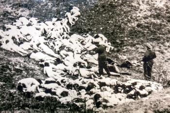 fuzilamento de judeus