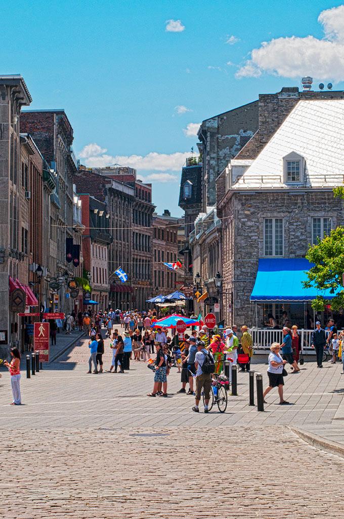 Place Jacques-Cartier em Montreal