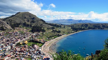 Copacabana no Titicaca