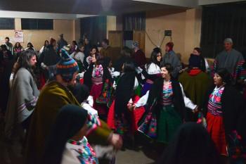 Festa em Amantani, Lago Titicaca