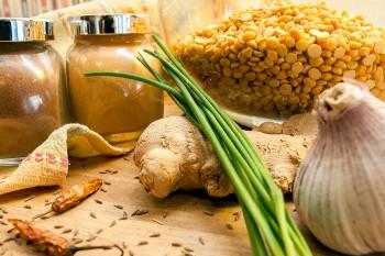 ingredientes para turka daal