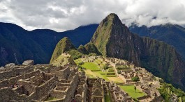 A deslumbrante Machu Picchu