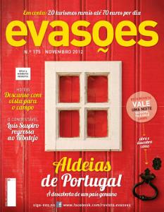 Capa da revista Evasões