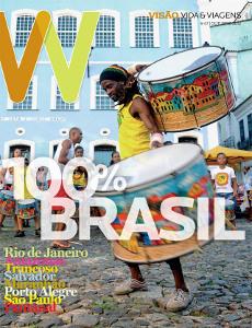 Capa da revista Visão Vida & Viagens