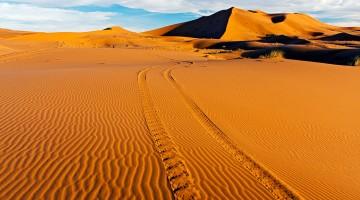 grande duna de Merzouga