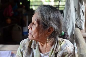 Mama Pasquina em pueblo Chino