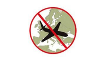 logótipo lista negra de transportadoras na europa