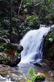 Cachoeira em Presidente Figueiredo