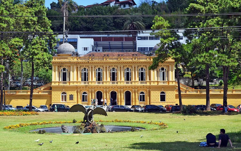 Edificio em Petrópolis