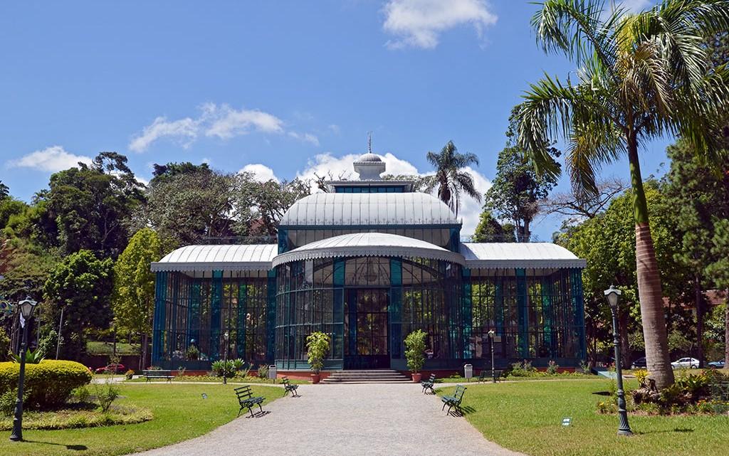 Jardim em Petropolis