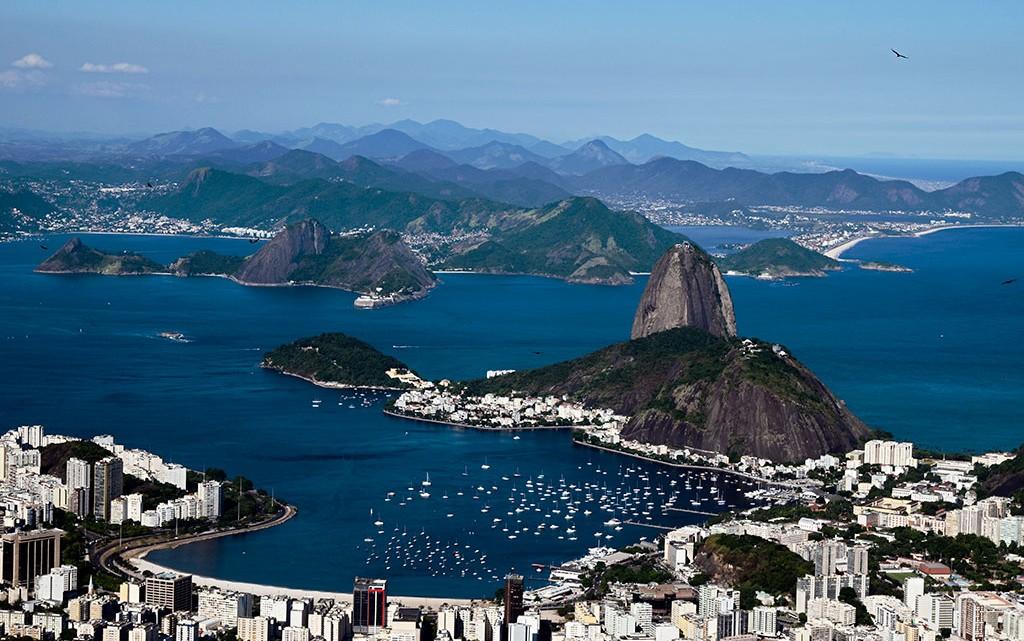 Rio de Janeiro desde o morro