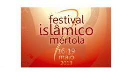 cartaz Festival Islâmico de Mértola 2013