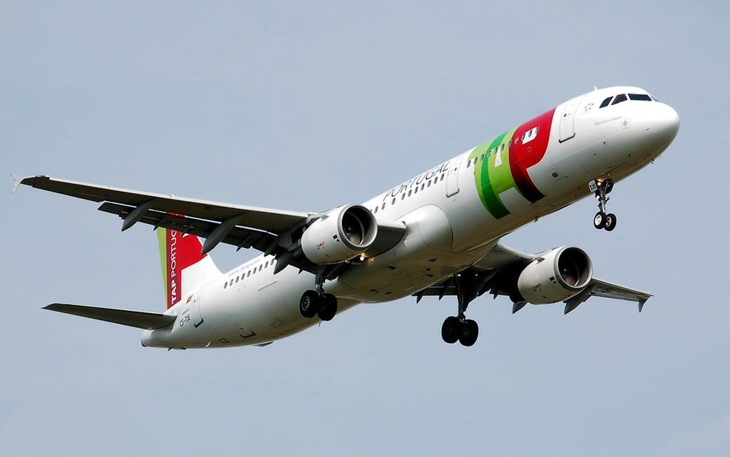 avião TAP Airbus A321-200