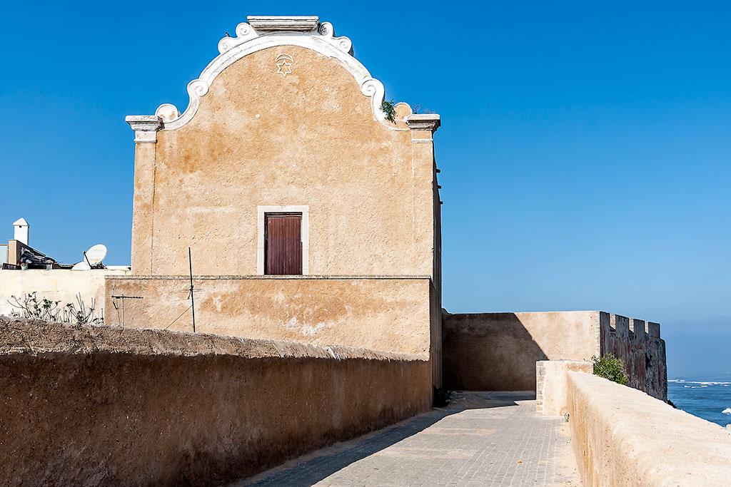 antiga sinagora e prisão de mazagão