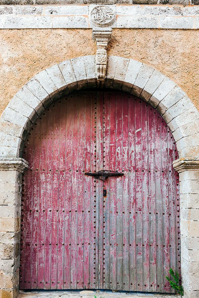 porta da traição na fortaleza de mazagão