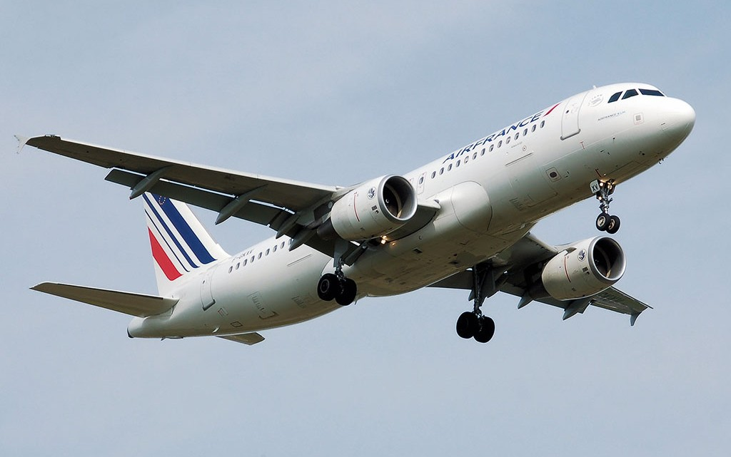avião Air France Airbus A320
