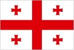 Bandeira da Georgia