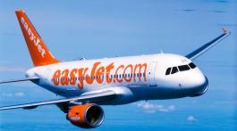 avião easyjet A319