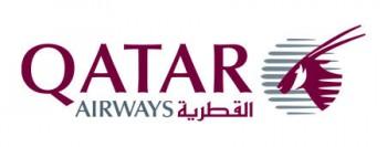 logótipo Qatar Airways