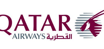 logótipo Qatar Airways