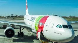 avião padre antónio vieira da TAP