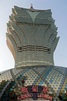 The Grand Lisboa Casino