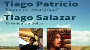 À conversa com Tiago Patrício e Tiago Salazar