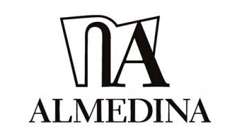 logótipo livraria almedina