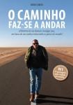 """Capa do Livro """"O Caminho Faz-se a Andar"""""""