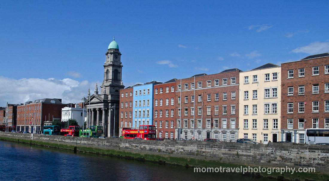 Dublin e um dos seus canais