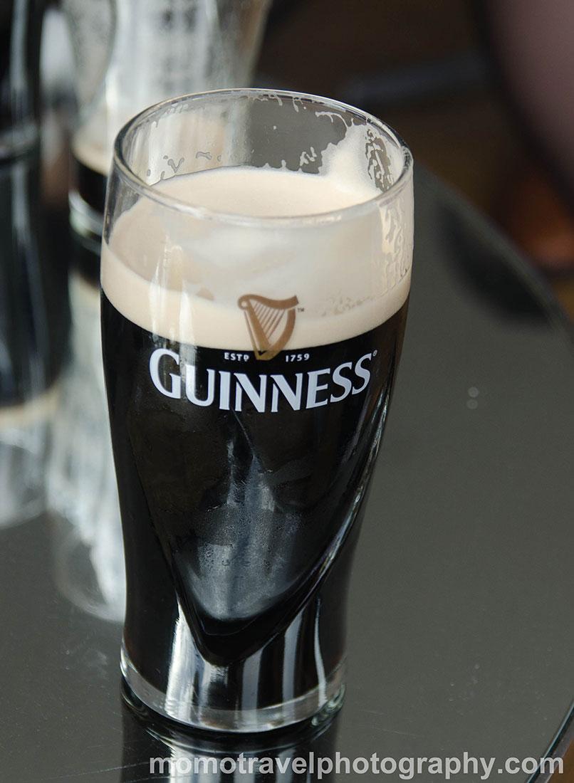 copo de cerveja Guinness