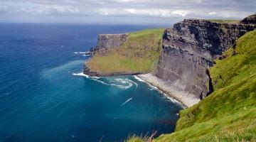 penhasco em Cliffs of Moher