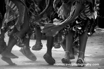 dança da tribo hamer, vale de omo