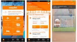 app iOS e Android da easyJet