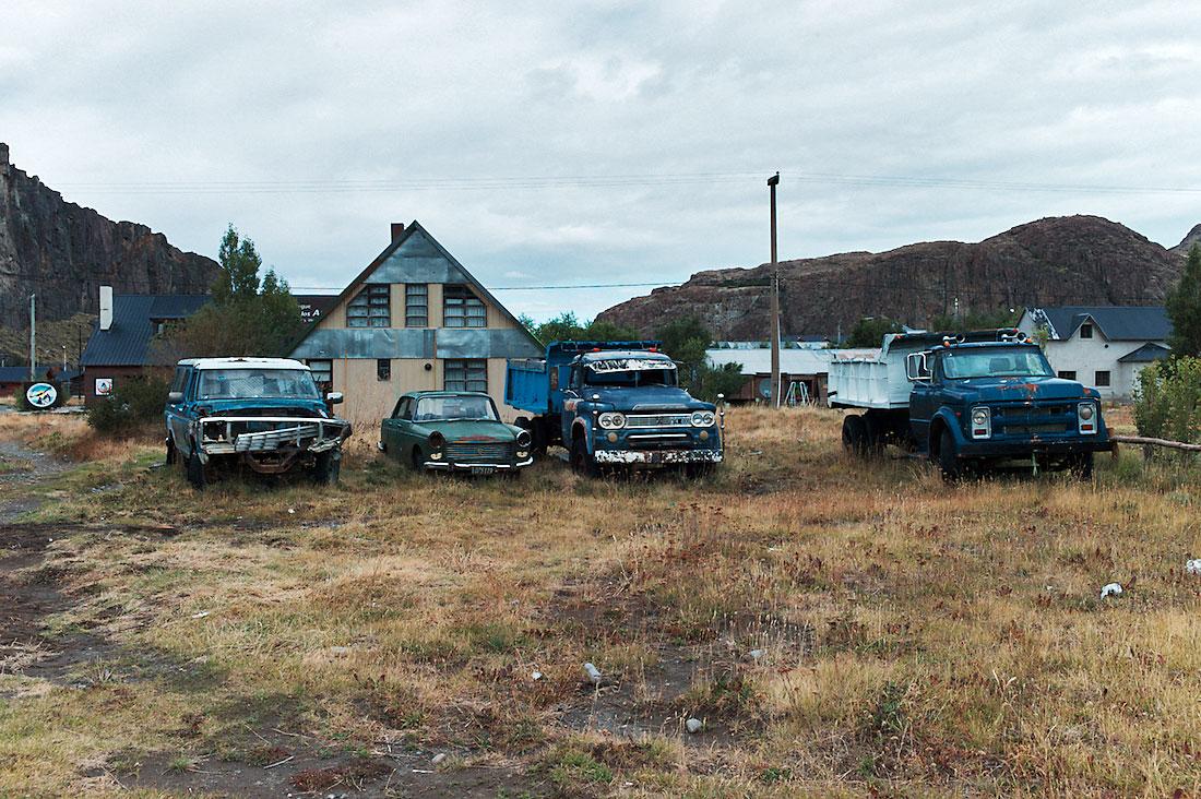 cemiterio de carros abandonados