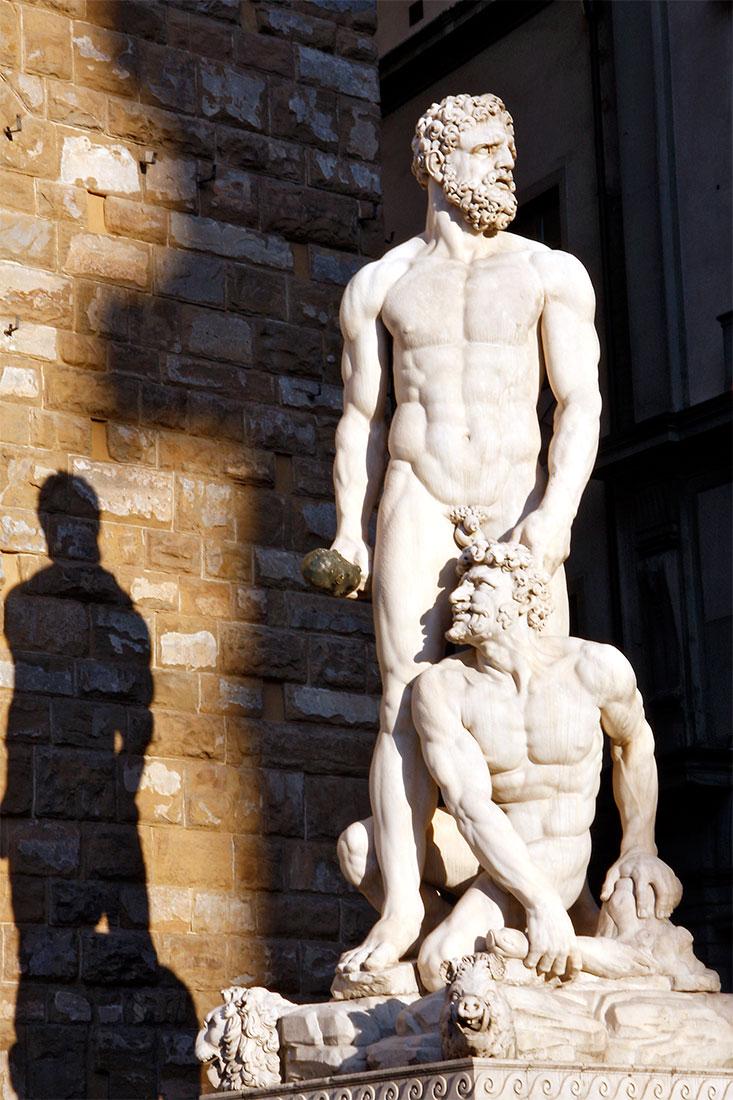Estátua de Hércules e Caco