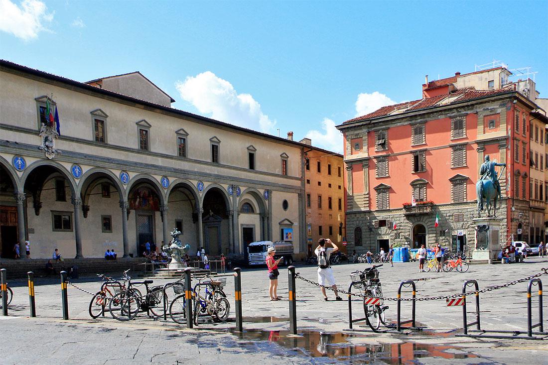 Praça da Santíssima Annunziata