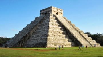 El Castillo em Chichén Itzá