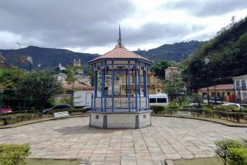 Coreto em Ouro Preto