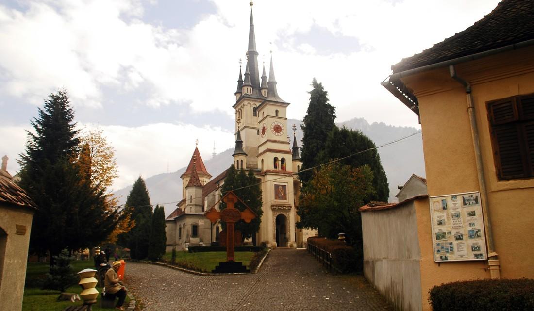 Igreja em Brașov