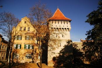 antigo bastião de Sibiu, Transilvânia