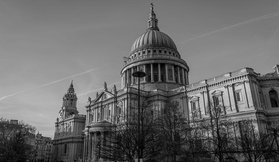 catedral de São Paulo em Londres