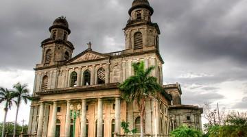 Catedral de Santiago em Manágua