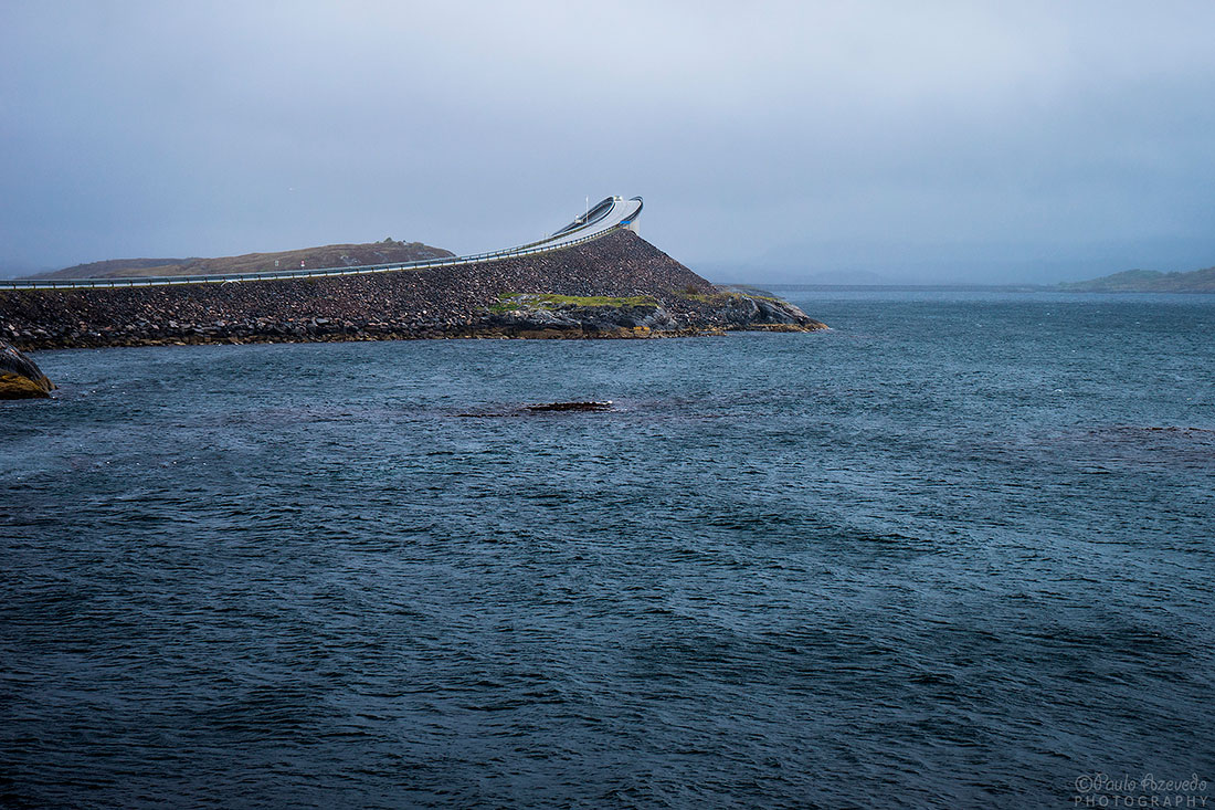 Estrada do Atlântico (Atlanterhavsveien) na Noruega