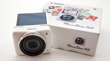 Camara fotográfica Canon PowerShot N2