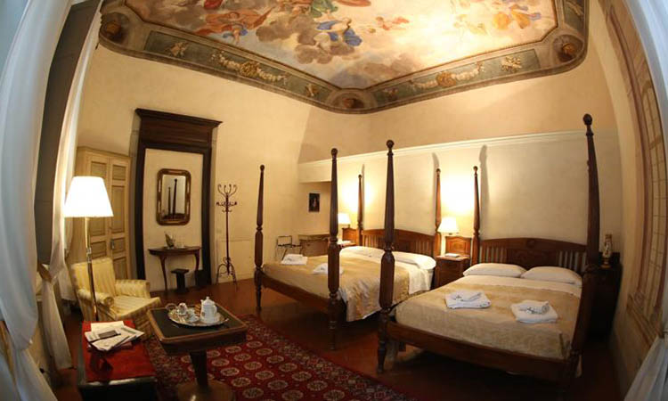 Burchianti-Hotel