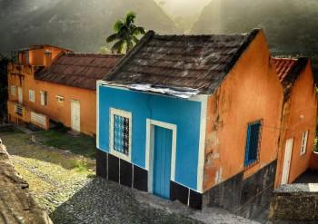 Habitações de Côr