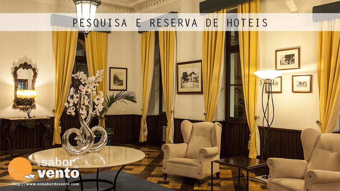 O hotel da Inatel no Luso é um dos locais disponível na nossa reserva de hoteis.