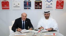 Arnaud Martin e Orhan Abbas Emirates